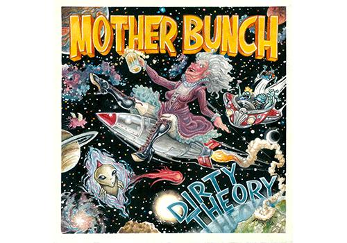 Mother Bunch CD